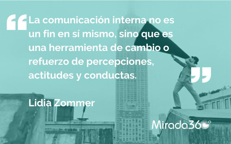 La comunicación como herramienta de cambio