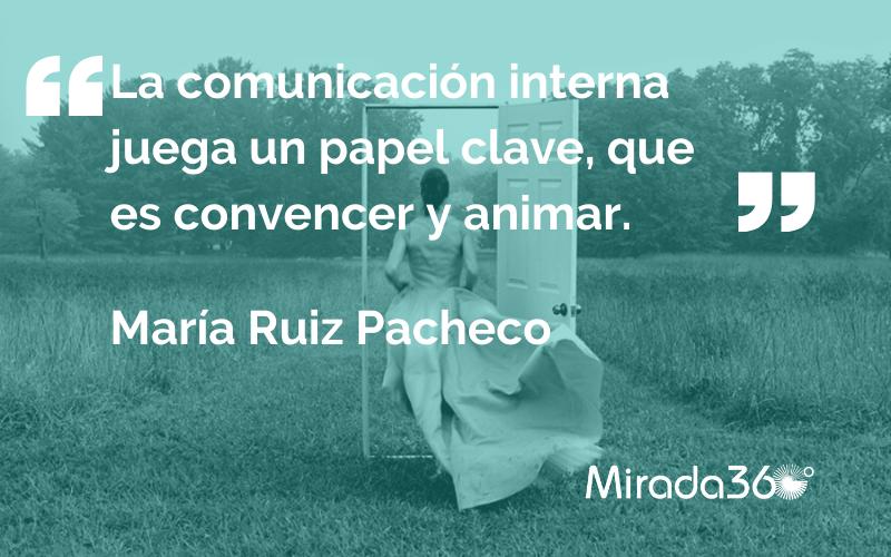 la comunicación interna